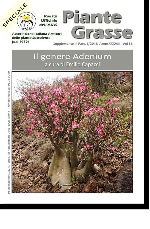Il Genere Adenium